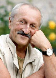 Herec Oldřich Navrátil poskytl 19. září 2012 Magazínu deníku Právo rozhovor